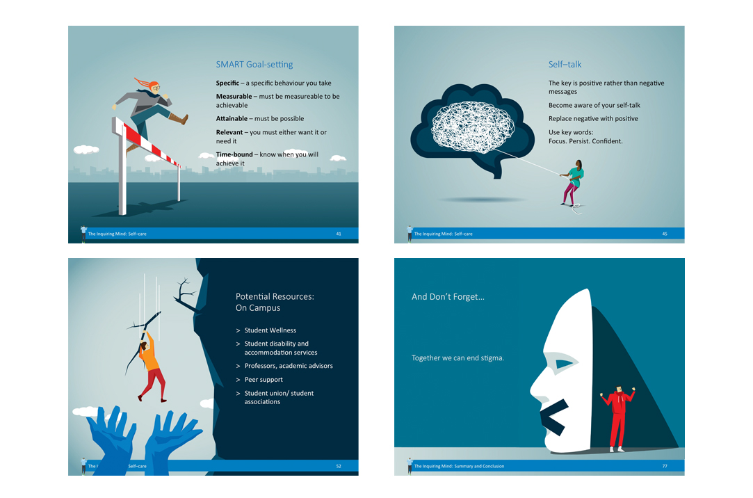 The Inquiring Mind - Powerpoint slide deck
