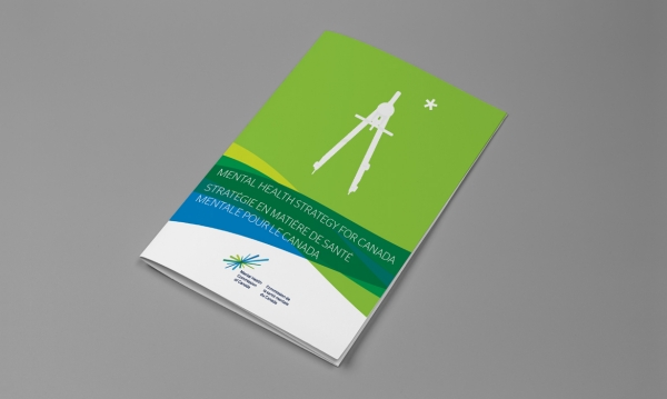 Mental Health Commission - Strategy brochure