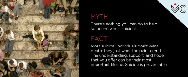 Veterans Connect Canada - myths and facts 1