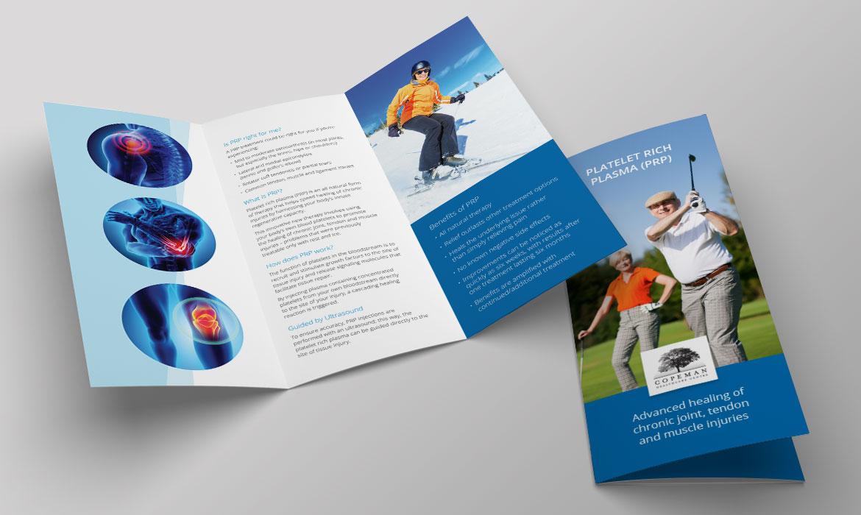 PRP brochure