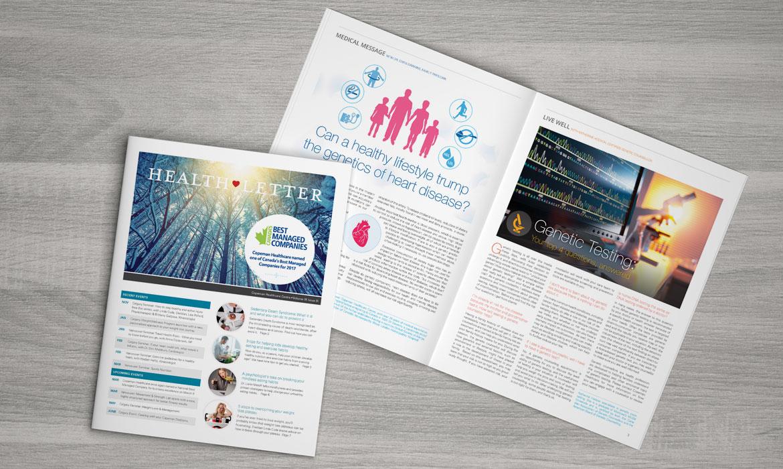 Copeman Healthcare - Quarterly newsletter